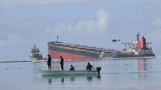 Enquête du CCID sur le MV Wakashio : le capitaine pas sur la passerelle quand la NCG a contacté le navire