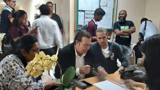 Commission électorale : début de l'exercice d'enregistrement pour les partis politiques
