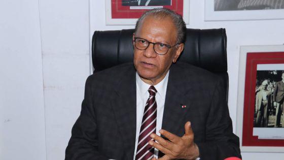 Congrès de l'Alliance Nationale de vendredi annulé : Ramgoolam dément tout conflit avec le PMSD
