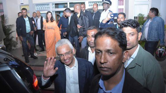 Victoire confortable de l'Alliance Morisien - Pravind Jugnauth : «Je serai le PM pour tous les Mauriciens»