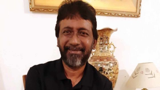 Portrait :Amarnath Hosany,de l'ombre à la lumière