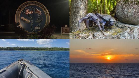 Visite dans l'archipel des Chagos - Dominique Pierre : «Des décisions devront être prises pour le destin du peuple chagossien»