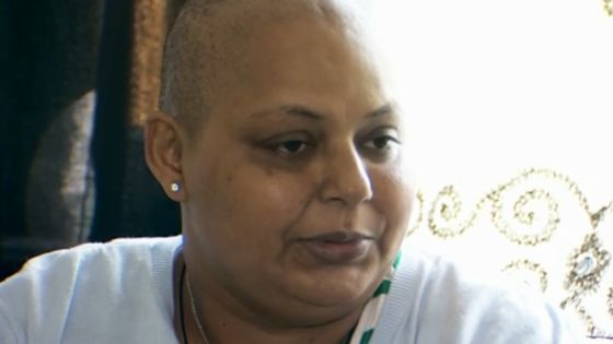 Bloquée en Belgique et atteinte d'un cancer : ouverture d'une cagnotte en ligne pour aider la Mauricienne, Eileen Mamode