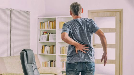Sciatica : taming the back pain