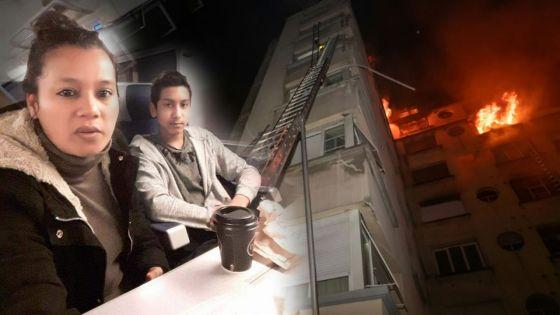 Incendie criminel à Paris : les démarches  en cours pour le rapatriement des corps de Revena Hollandais et de son fils
