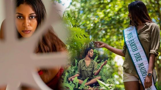 Shynah Appadoo : au service de la nature