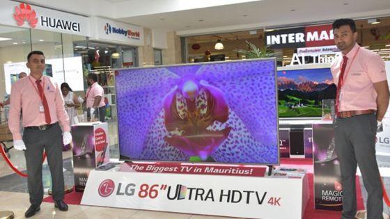 Le téléviseur OLED de LG vous obéit