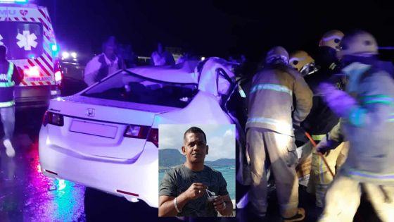 À Ébène, mardi soir : un chauffeur de taxi meurt dans une collision avec un minibus