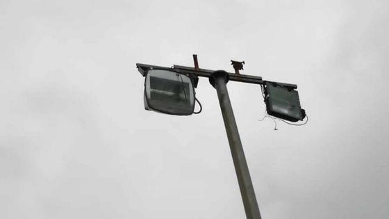 Union-Park : les lampadaires du terrain de foot inutilisables depuis trois ans