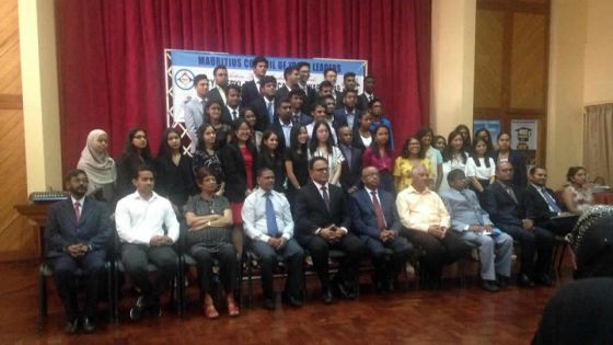 Courrier des lecteurs : le Mauritius Council of Youth Leaders récompense les lauréats