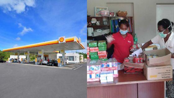 Covid-19 : Vivo Energy Mauritius permettent à trois associations de faire le plein de carburant