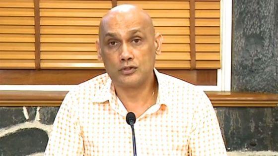 Arrivée de 202 passagers de l'Inde, le 8 avril : «Des travailleurs étrangers, autant que je sache», dit Jagutpal