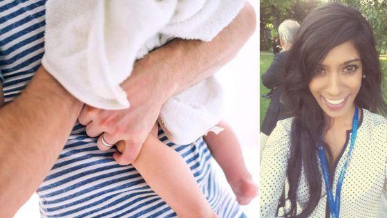 Pétition : Trisha Gukhool demande d'allonger le congé de paternité