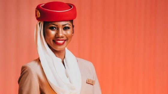 Juanita Lagaillarde : born to fly with Emirates