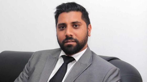 L'avocat Ally Meeajun.