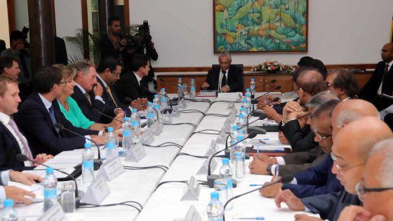 Budget 2019-20 - Rencontre GM – secteur privé : Business Mauritius met l'accent sur la nécessité de cadres régulateurs