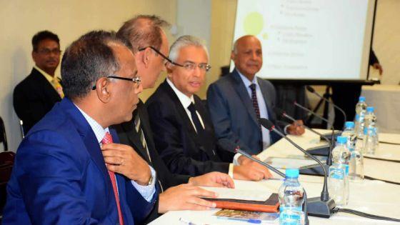 Consultations prébudgétaires : Pravind Jugnauth : «Des éléments échappent à notre contrôle»
