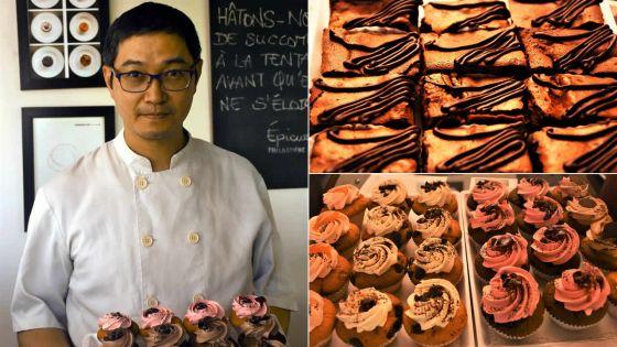 Entrepreneuriat - Pâtisserie artisanale : dans les coulisses de La Boîte à gâteaux de Dominique Ah-Leung