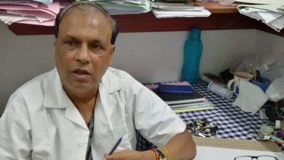 Pradeep Taukoor, Acting Ward Manager : «Les infirmiers sont les premiers au front des services de santé»