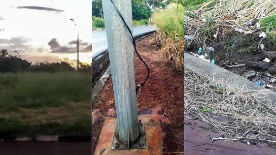 À Triolet : les retards de nettoyage de la RDA décriés