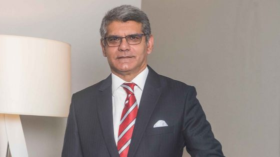 Afsar Ebrahim, Executive Director of Kick Advisory Services : « It is not appropriate to increase taxes in a period of crisis »