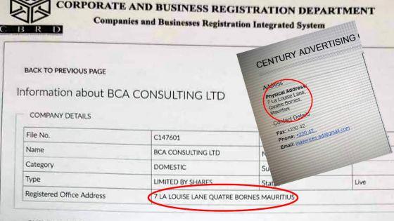 Achat de matériel médical : liens intrigants entre différentes entreprises ayant raflé des contrats