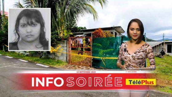 A Bel-Air/Rivière-Sèche : Shabneez meurt étouffée par son époux