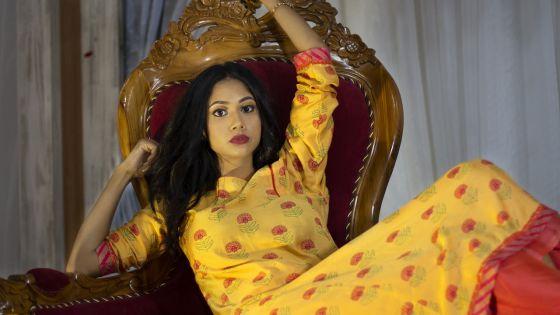 Miss Universe Mauritius 2019 : Jade Ishana Motee, l'une des quinze finalistes