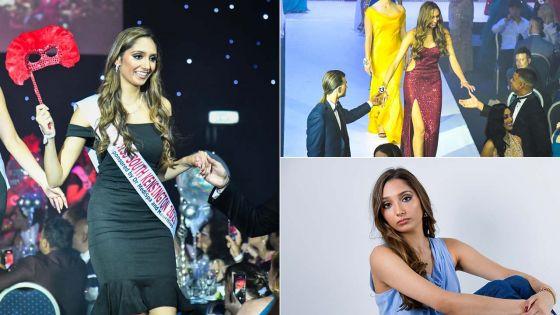 Natasha Chittoo, participante à Miss England: «J'espère faire du bénévolat à l'étranger»