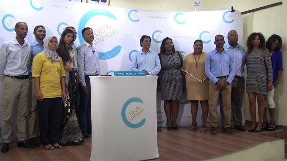 Politique : lancement d'un nouveau parti baptisé 100 % Citoyens