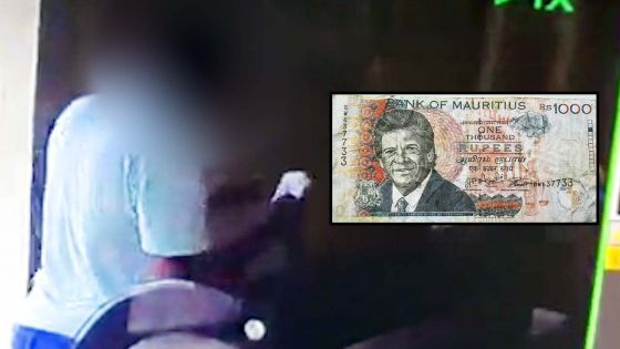 Sous l'œil des caméras de surveillance : un homme arnaque une vendeuse de pâtisseries avec un faux billet de Rs 1 000