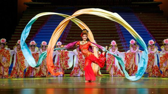Chine : une soirée culturelle pour les 70 ans