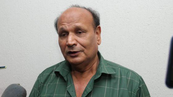 Législatives 2019 : le frère de Raj Dayal enregistre le Mouvement Démocratique National à la Commission électorale
