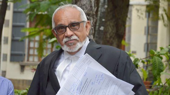 Blanchiment d'argent allégué : accusation rayée contreMe Rex Stephen