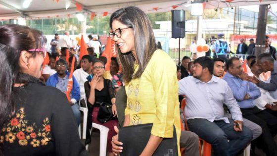 Échos de campagne : Subashnee Mahadao désactive son compte Facebook