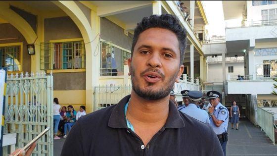 Olivier Thomas :«Je serai député dansle cœur des habitantsde Beau-Bassin»