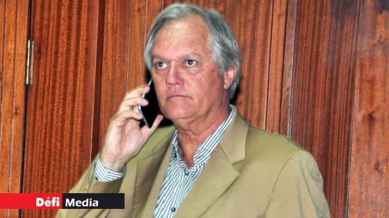 Accusé d'avoir insulté un policier, l'homme d'affaires Thierry Lagesse arrêté