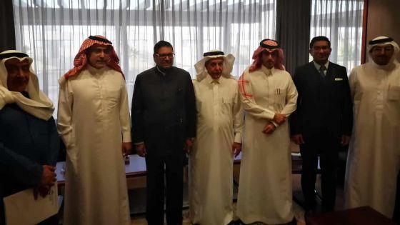 Fonds saoudien pour le développement :Maurice, une de ses principales priorités