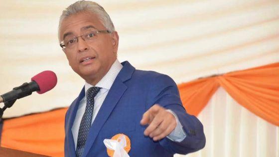 Pravind Jugnauth boude la MSDTF : le Premier ministre ne sera pas le Chief Guestde cette fédération
