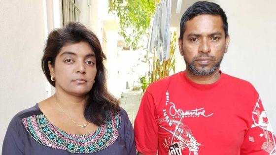 Combat d'un couple : ils se battent pour rénover leur maison incendiée
