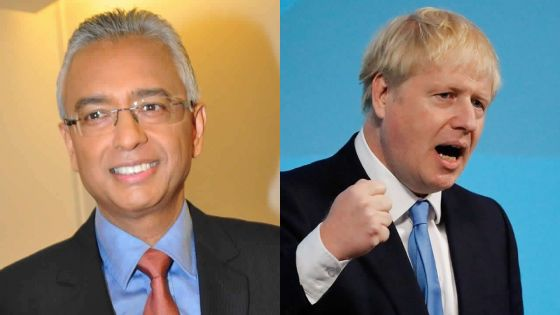 Londres : Rencontre Pravind Jugnauth/Boris Johnson ce lundi, les Chagos au menu des discussions
