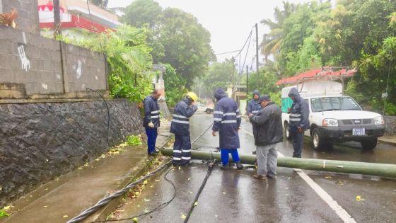 Plan d'action -Cyclones intenses : le CEB se prépare en prévoyant les pires scénarios