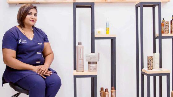 Entrepreneuriat - Karuna Rawojee, directrice de SOS Beauté et Spa : «Toujours innover est la condition essentielle de réussite»