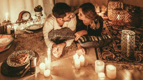 Saint-Valentin : créez une ambiance romantique chez soi