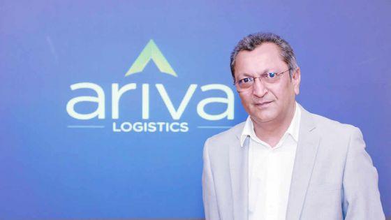 Riaz Esmael, Chief Executive Officer d'Ariva Logistics : «La baisse des exportations du textile se fait sentir»