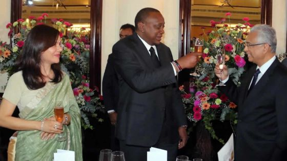 Uhuru Kenyatta : «Je vous invite à ratifier l'accord de libre échange continental»