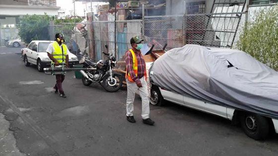 Exercice de fumigation : un manque d'équipements de protection décrié