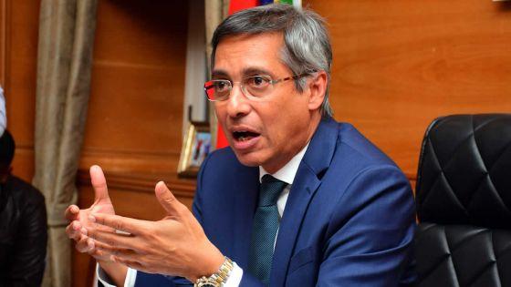 Assemblée nationale : l'agenda de demain «irrite» Xavier-Luc Duval