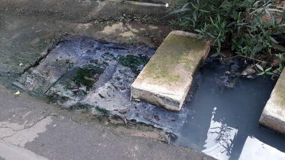 Baie-du-Cap : les drains partiellement nettoyés