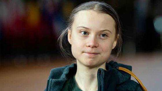 La fondation Greta Thunberg fait don de Rs 455,500 à Maurice pour lutter contre le déversement d'huile